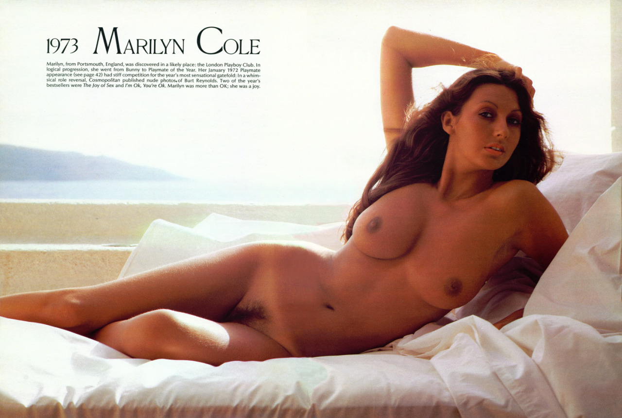 Retro Marilyn Cole Playboyplus - Playmate Of The Month ...