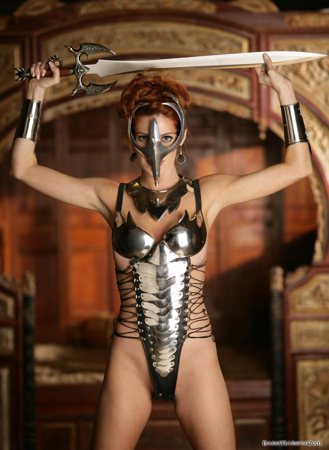 Medieval babes sex erotic clip